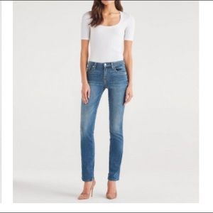 7 For All Mankind straight leg jeans - Size 30